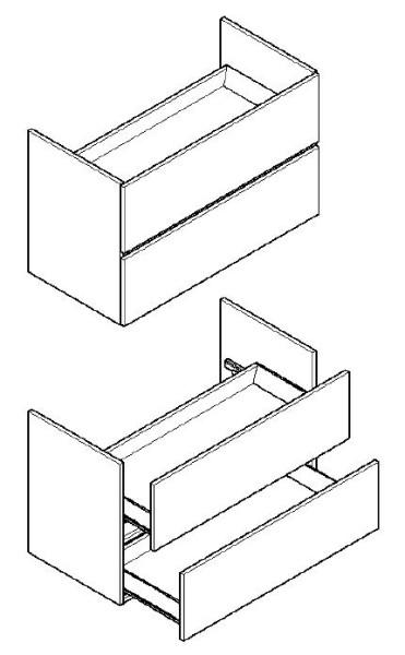 Sanijura toiletmeubel 133853 ontwerp inspiratie voor de badkamer en de kamer - Van de ignum sanijura ...