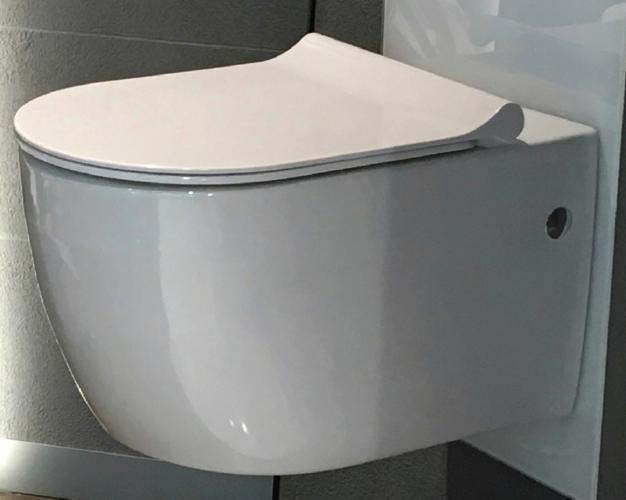 Toilet Zonder Spoelrand : Vitra s vitraflush zonder spoelrand