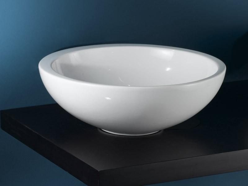 Wastafel zonder kraangat cc van design keukens en badkamer