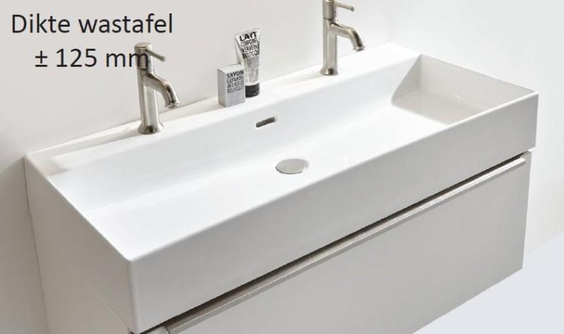 Vepa sanitair zelzate for Detremmerie wastafel