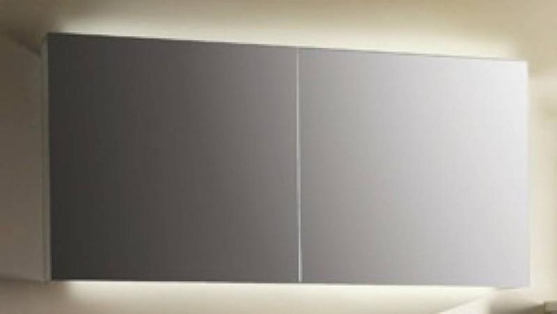 Stunning Spiegelkast Badkamer 120 Cm Contemporary - Amazing Ideas ...